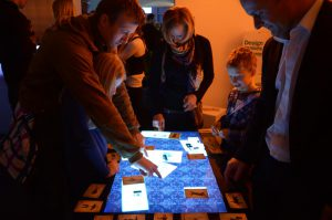 Visitors enjoy the intuitive user interface