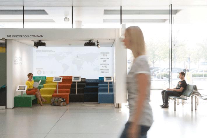 Joanneum Research Flughafenkoje