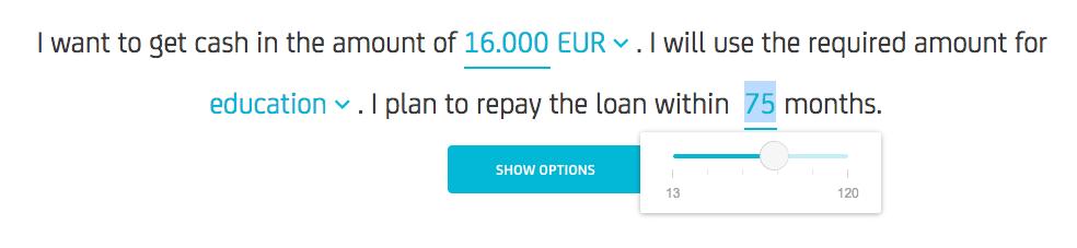 Calculate a Cash Loan