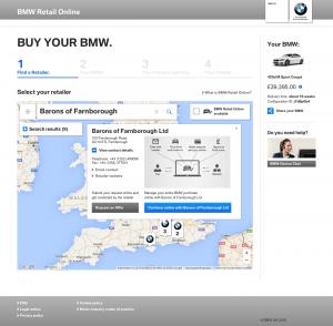 Find a Retailer - BMW Retail Online UK