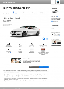 Your BMW - BMW Retail Online UK